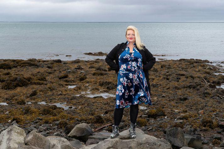 Árelía Eydís Guðmundsdóttir dósent og rithöfundur.