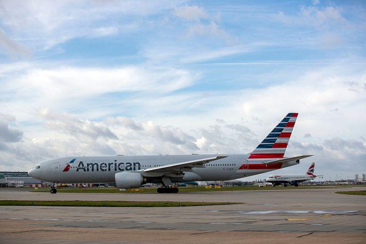 American Airlines er stærsta flugfélag heims.