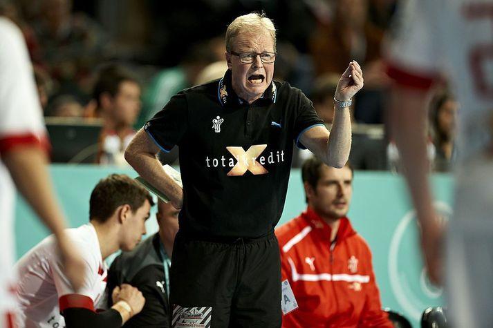 Ulrik Wilbek stýrði danska karlalandsliðinu í handbolta á árunum 2006 til 2014.