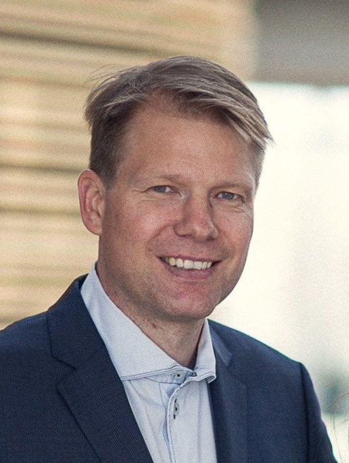 Birgir Örn Arnarson.
