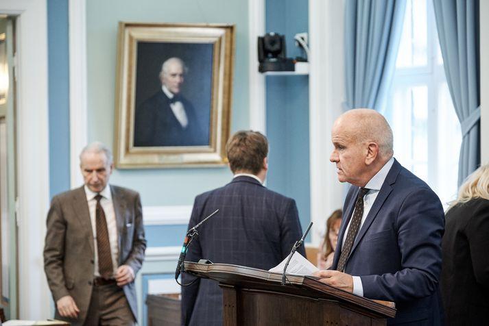 Páll Magnússon