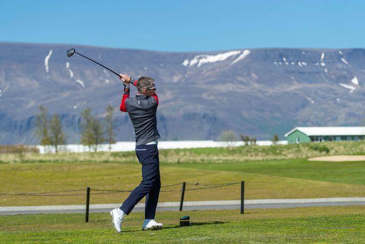 Golfarar á höfuðborgarsvæðinu geta tekið gleði sína á ný.