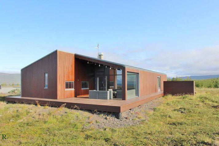 Brunabótamat sumarhallarinnar í Eyjafirði er 97 milljónir króna.