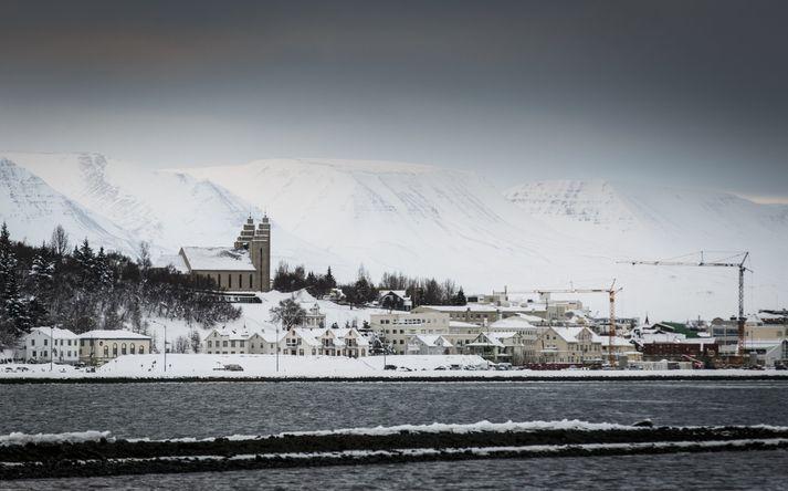 Berglind ítrekar að einstaklingar af öllum aldri sprauti sig á Akureyri en að fólk sé yngra þegar það hefji neyslu en áður.