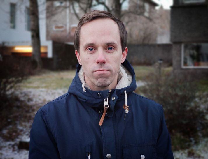 Jóhannes S. Ólafsson, réttargæslumaður brotaþola í máli Jóhannesar Tryggva Sveinbjörnssonar.