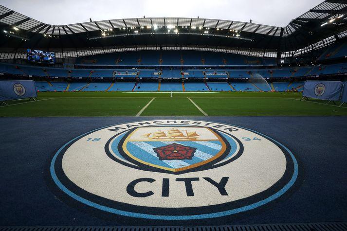 Manchester City greindi frá andláti fyrrverandi leikmanns unglingaliðs félagsins í gær.