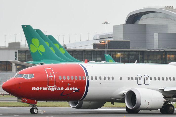 Norwegian Air hefur vaxið hratt undanfarin ár.