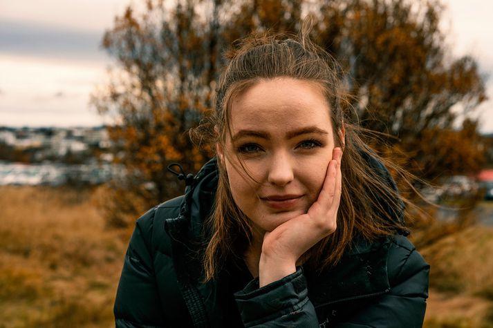 Margrét Lilja er ung kona sem ætlar ekki að láta fötlunina standa í vegi fyrir markmiðum hennar. Hún segir af baráttu sinni.
