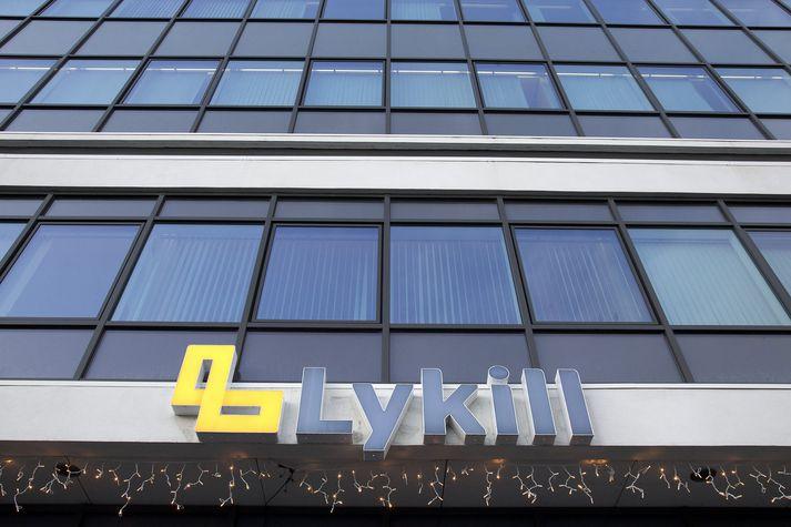 Lykill hét áður Lýsing.