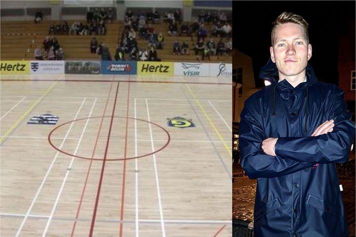 Jón Júlíus Karlsson, framkvæmdastjóri Ungmennafélgas Grindavíkur.
