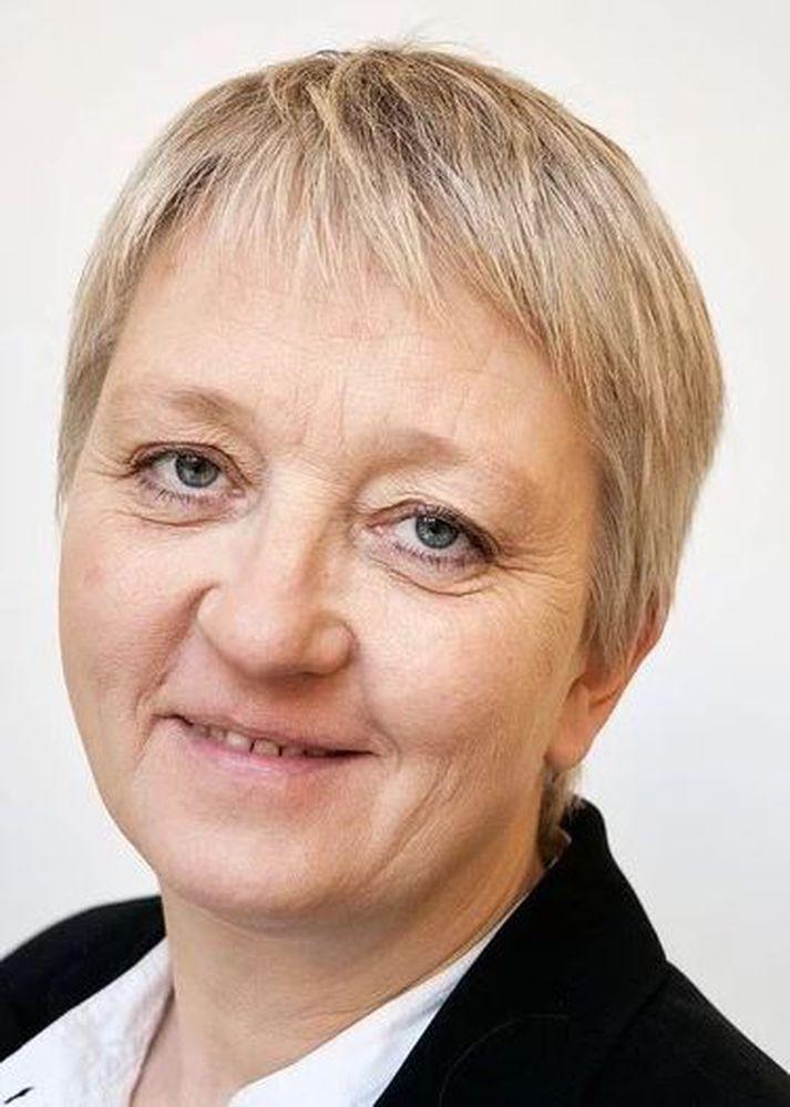 Ragnhildur Sverrisdóttir tók við starfinu hjá Novator árið 2010.