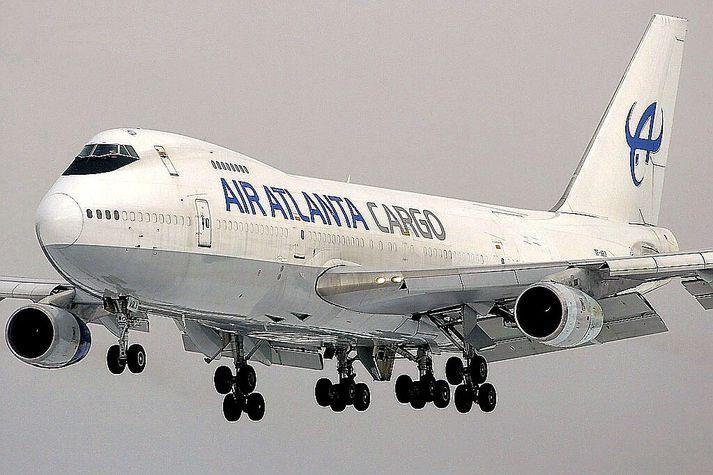 Air Atlanta er umsvifamikið flugfélag.