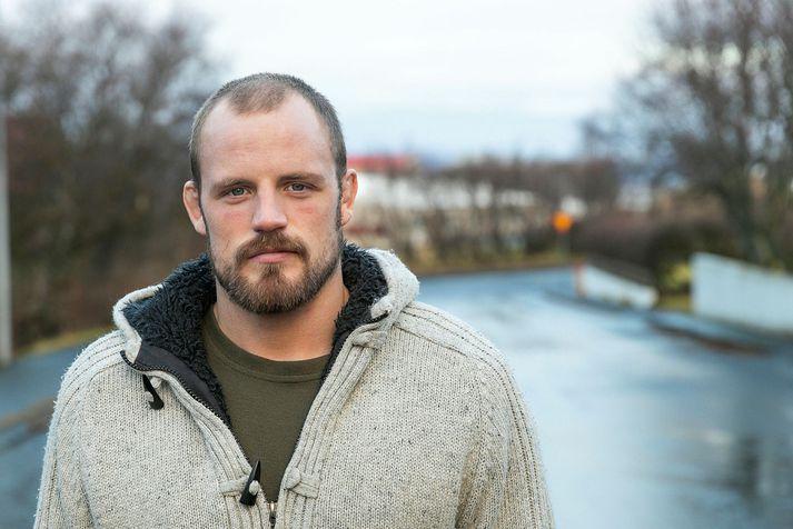 Gunnar Nelson hefur ekki keppt síðan í lok september á síðasta ári.