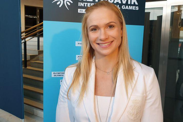 Anníe Mist Þórisdóttir er mikilvægur talsmaður CrossFit íþróttarinnar á Íslandi og vinnur markvisst að því að gera hana enn stærri hér á landi.