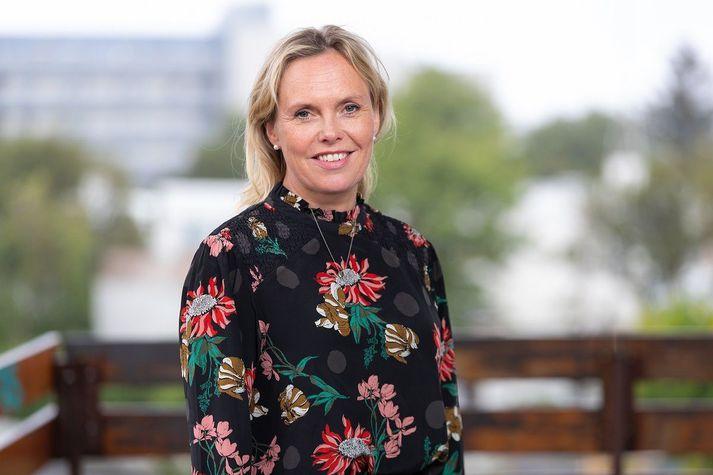 Stefanía G. Halldórsdóttir hefur starfað sem framkvæmdastjóri markaðs- og viðskiptaþróunarsviðs Landsvirkjunar.