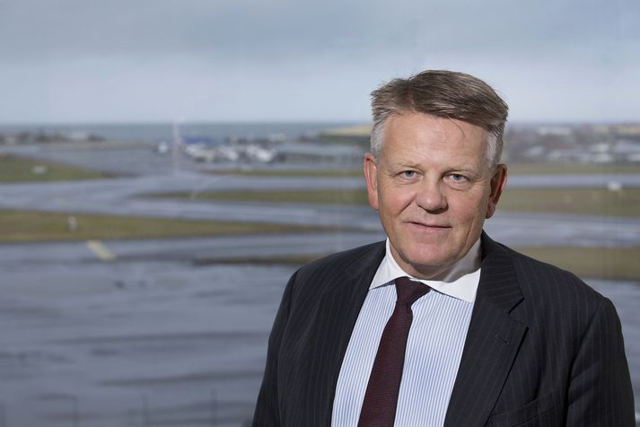 Björgólfur Jóhannsson gegndi áður stöðu forstjóra Icelandair Group.