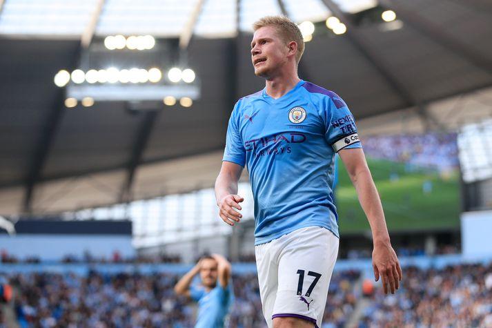 Kevin de Bruyne, leikmaður Manchester City.