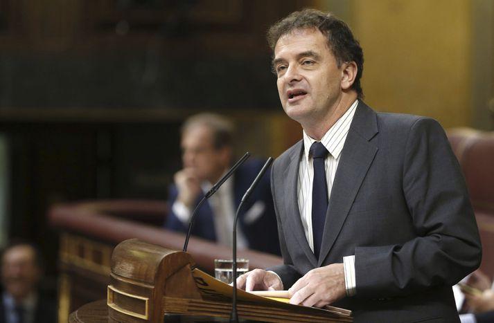 Alfred Bosch, ráðherra utanríkismála í katalónsku héraðsstjórninni.