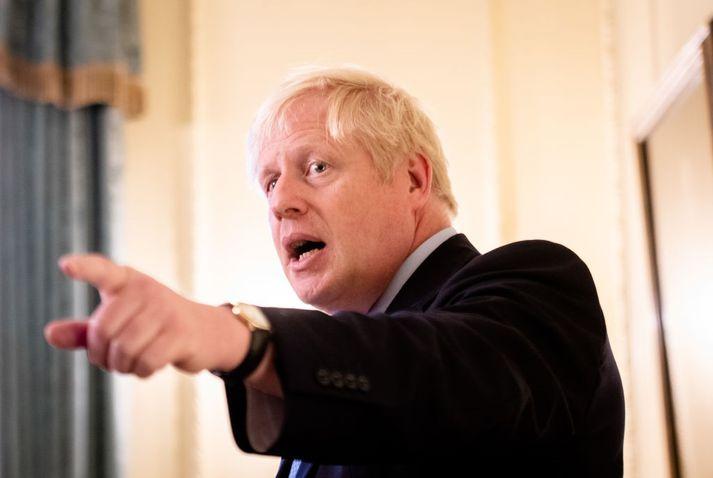 Boris Johnson hefur sagt að hægt verði að ná samningum á leiðtogafundi Evrópusambandsins þann 17. október næstkomandi.