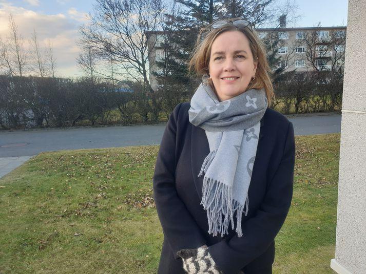 Minister Zdrowia, Svandís Svavarsdóttir