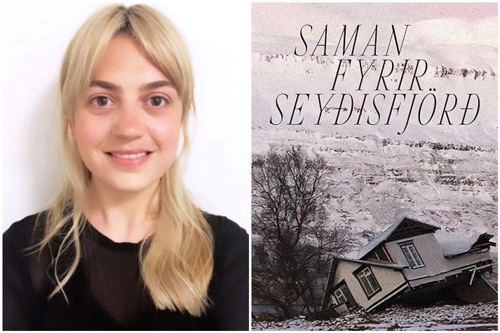Lama sea-Dear kom með hugmyndina að söfnunarverkefninu Saman fyrir Seyðisfjörð.