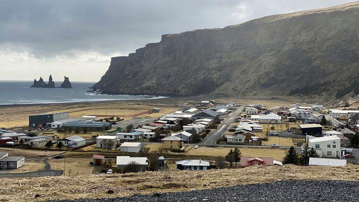 Vík í Mýrdal yrði einn af fimm þéttbýliskjörnum í hinu nýja sveitarfélagi Suðurland.