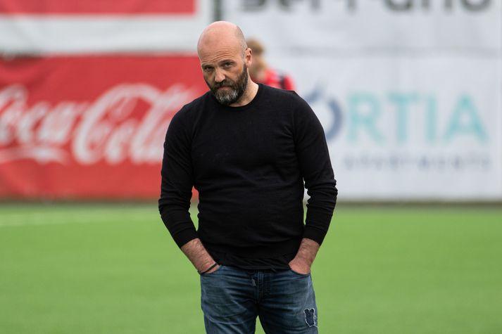 Arnar Guðjónsson, þjálfari Víkinga.