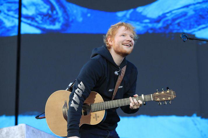 Sena Live sá um skipulagningu tónleika Ed Sheeran á Laugardalsvelli í ágúst. Sena Live hefur nú verið fært undir vörumerkið Senu.