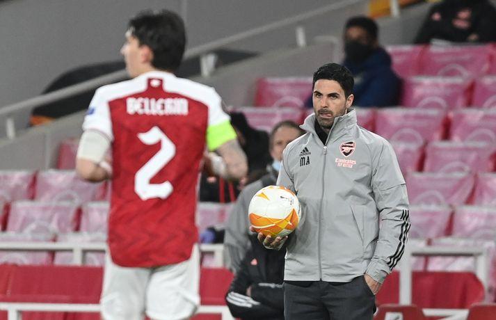 Petit skilur ekkert í stefnu Mikel Arteta og félaga hans hjá Arsenal.