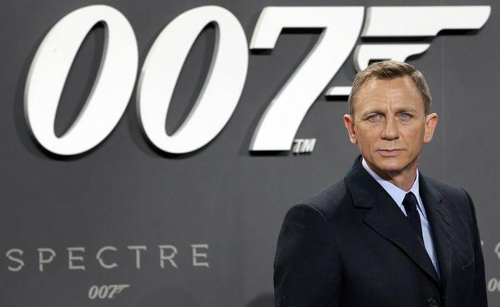 Söguheimurinn um njósnarann James Bond, sem Daniel Craig hefur leikið á undanförnum árum, er ein verðmætasata eign MGM.