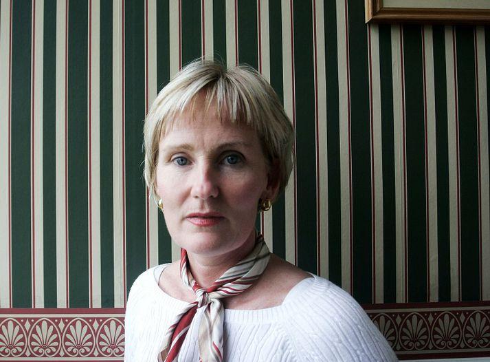 Stefanía Óskarsdóttir, stjórnmálafræðingur.