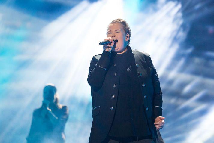 Dagur hafnaði í öðru sæti í Söngvakeppni Sjónvarpsins fyrr í ár og rétt missti af farmiðanum í Eurovision.