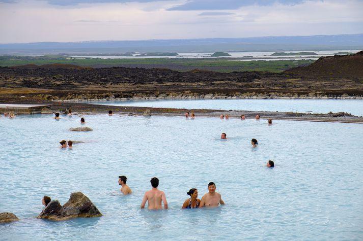 """Markaðsátakinu """"Ísland – saman í sókn"""" er ætlað að kynna Ísland sem ferðamannastað í kjölfar kórónuveirufaraldursins."""
