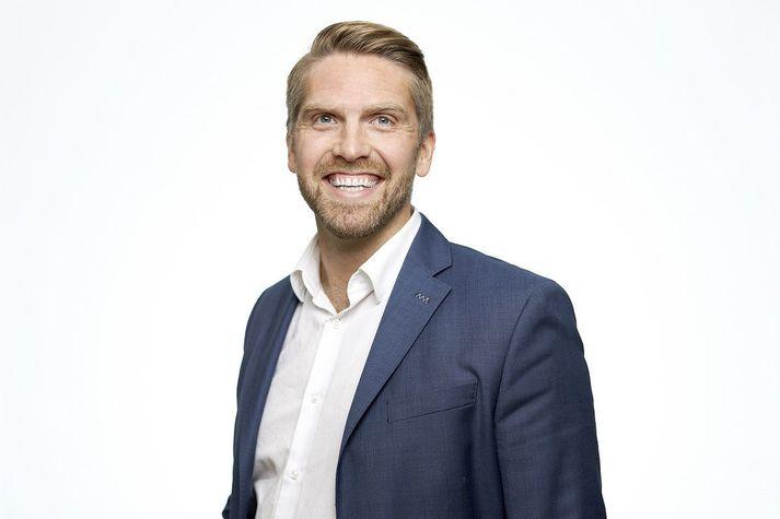 Ragnar Oddur Rafnsson.