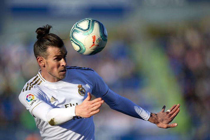 Gareth Bale hefur verið hjá Real Madrid í næstum því sjö ár.