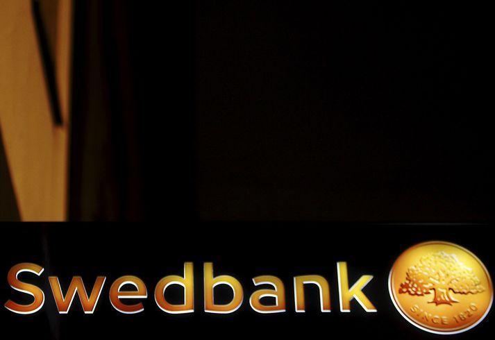 Sænski bankinn Swedbank hefur verið bendlaður við meiriháttar peningaþvættismál.