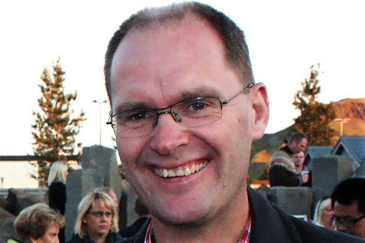 Jón G. Valgeirsson, sveitarstjóri Hrunamannahrepps.