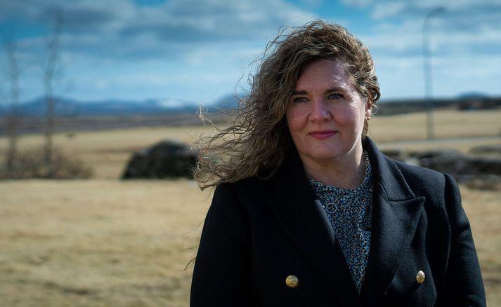 Berglind Kristinsdóttir framkvæmdastjóri Sambands sveitarfélaga á Suðurnesjum.