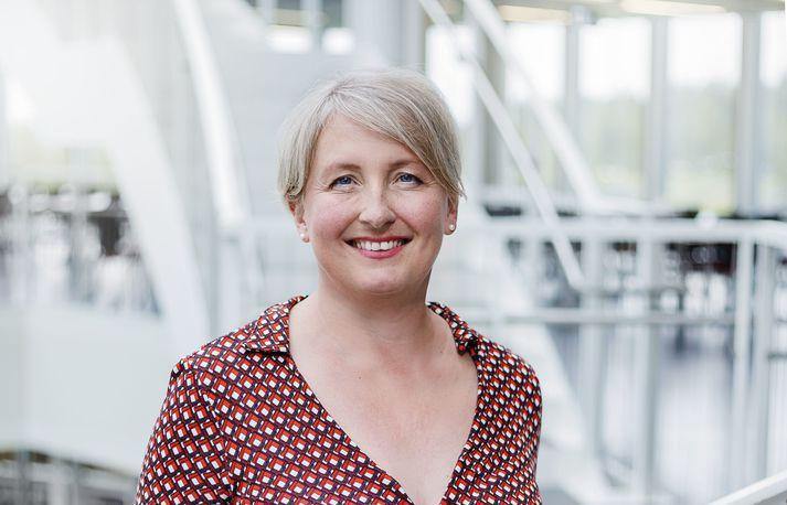 Ragnhildur Helgadóttir, doktor í lögfræði, er nýr rektor Háskólans í Reykjavík.