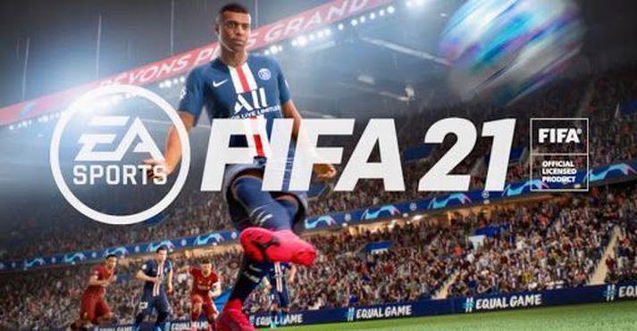 EA á meðal annars hina gríðarvinsælu FIFA knattspyrnuleiki.