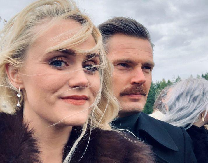 Katla Rut Pétursdóttir og Kolbeinn Arnbjörnsson stofnuðu saman leikfélag á Seyðisfirði og frumsýna sitt fyrsta verk í febrúar.