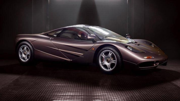 McLaren F1.