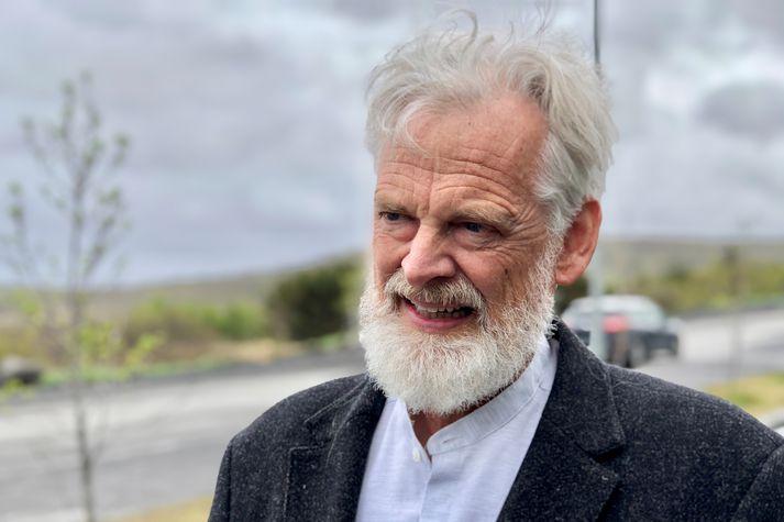 Ólafur K. Nielsen, formaður Fuglaverndarfélags Íslands.