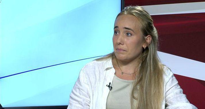Elísa Viðarsdóttir fór yfir tímabil hjá Íslandsmeisturum Vals í Pepsi Max mörkunum.