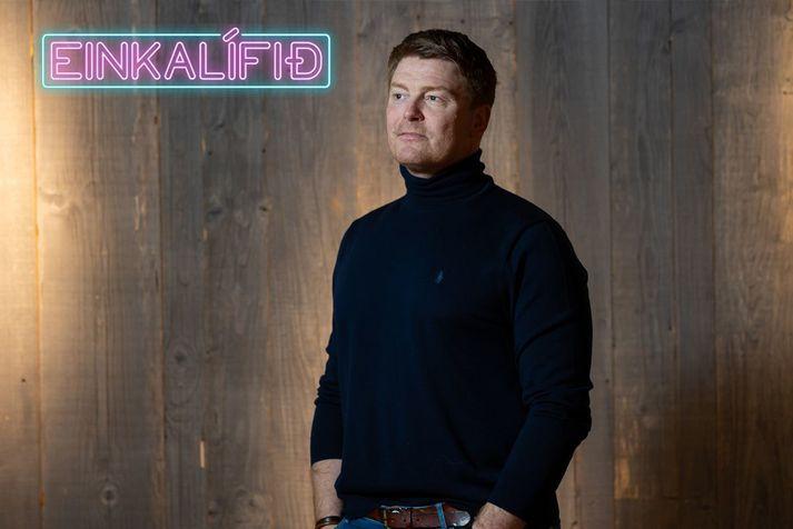 Sigmar Vilhjálmsson hefur vakið athygli bæði í fjölmiðlum og síðar sem veitingamaður.