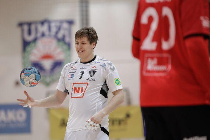 Dagur Arnarsson hefur farið á kostum í síðustu leikjum fyrir ÍBV.