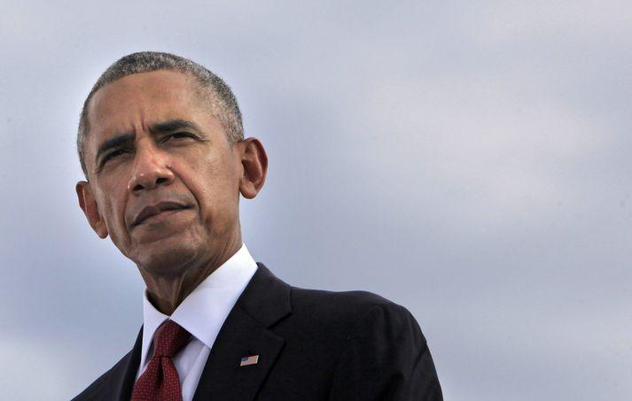 Barack Obama, fyrrverandi Bandaríkjaforseti, sendi nýverið frá sér bókina A Promised Land en um er að ræða fyrra bindið af tveimur um árin í Hvíta húsinu.