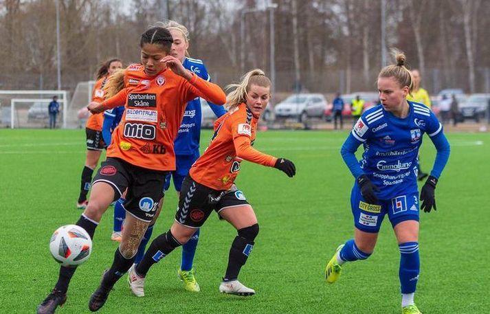 Sveindís Jane Jónsdóttir Kristianstad
