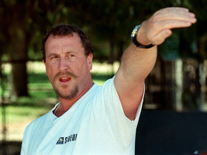 George Holliday árið 1997.