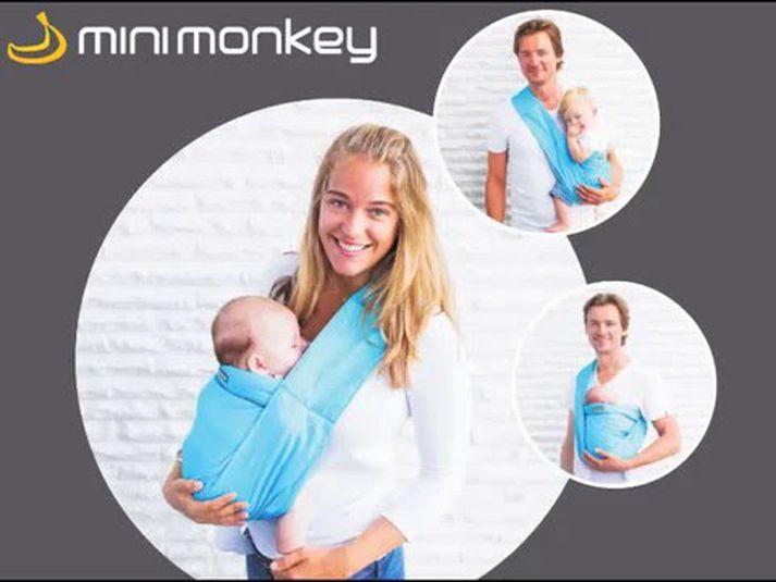 Aftur þarf að innkalla pokana frá Mini Monkey.